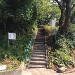 福岡市南区の地域墓地、高宮墓地での追加文字彫刻作業です