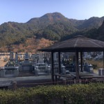 福岡市営西部霊園にやってきました