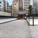 福岡市博多区の寺院墓地、順正寺にやってきました。