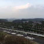 福岡県遠賀町営、遠賀霊園さんにやってきました