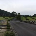 大野城市にある福岡中央霊園にやってきました