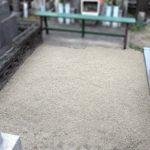福岡市博多区の龍頭崎墓地の改葬とお墓じまい工事が完了しました。