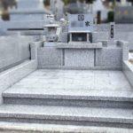 篠栗霊園から平尾霊園へ、お墓の引越し改葬が完了しました。