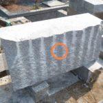 改葬のためのお墓じまい工事が完了。福岡市立平尾霊園にて