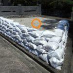福岡市平尾霊園11区にて、お墓じまいの工事が完了しました。